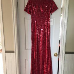 Pinkish dress